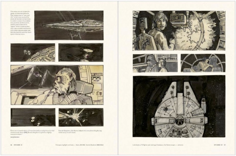 Star Wars Storyboards: The Original Trilogy S0112