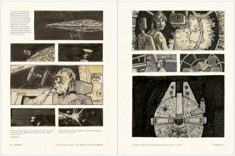 Star Wars Storyboards: The Original Trilogy S0112