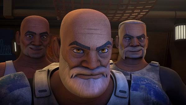 STAR WARS REBELS SAISON 2 EPISODES 01 - 10 S02e0210