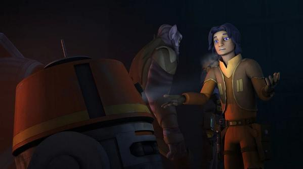 STAR WARS REBELS SAISON 2 EPISODES 01 - 10 S02e0310
