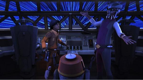 STAR WARS REBELS SAISON 2 EPISODES 01 - 10 S02e0410