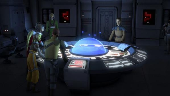 STAR WARS REBELS SAISON 2 EPISODES 01 - 10 S02e0510