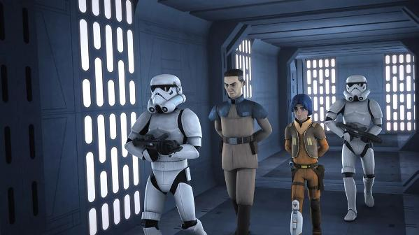 STAR WARS REBELS SAISON 2 EPISODES 01 - 10 S02e0710