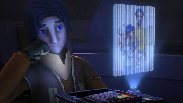STAR WARS REBELS SAISON 2 EPISODES 01 - 10 S02e0910