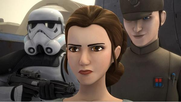 STAR WARS REBELS SAISON 2 EPISODES 01 - 10 S02e1010