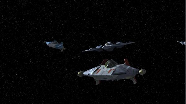 STAR WARS REBELS SAISON 2 EPISODES 11 - 20 S02e1110