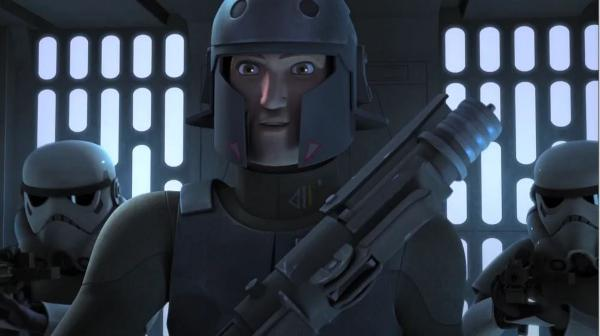 STAR WARS REBELS SAISON 2 EPISODES 11 - 20 S02e1510