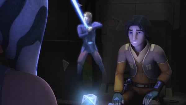 STAR WARS REBELS SAISON 2 EPISODES 11 - 20 S02e1610