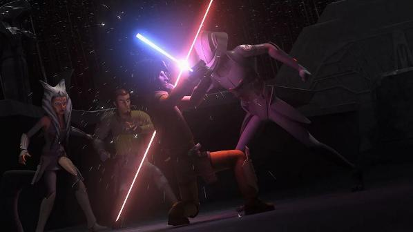 STAR WARS REBELS SAISON 2 EPISODES 11 - 20 S02e1910