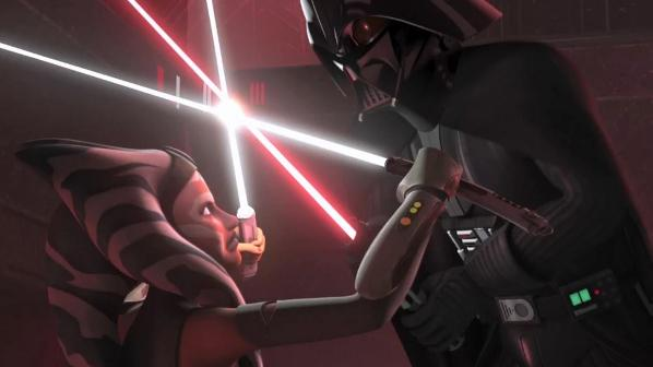 STAR WARS REBELS SAISON 2 EPISODES 11 - 20 S02e2010