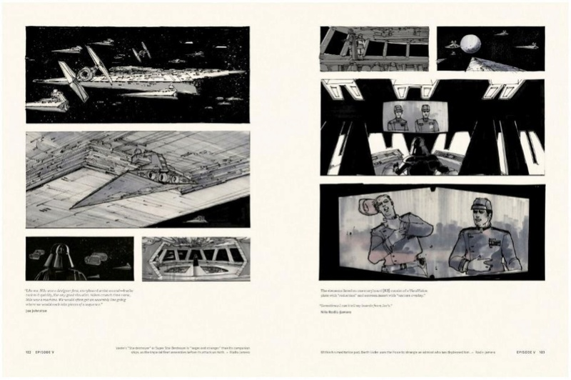 Star Wars Storyboards: The Original Trilogy S0312