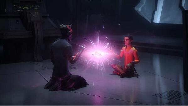 STAR WARS REBELS SAISON 3 EPISODES 01 - 10  S03e0110