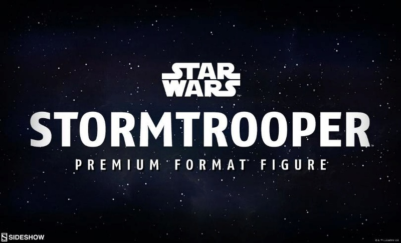 Sideshow Collectibles - Stormtrooper Premium Format 2018 S10