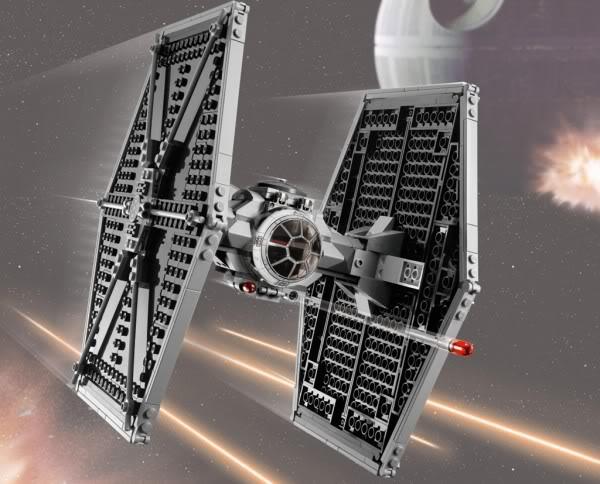 LEGO STAR WARS - 9492 - TIE FIGHTER  S_949210