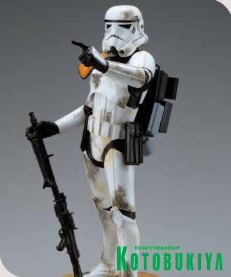 Kotobukiya - Sand Trooper ARTFX Statue Sand-t10