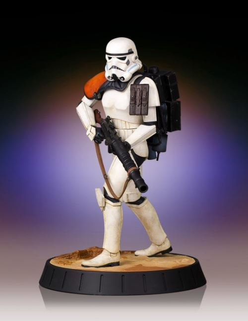 Gentle Giant Sandtrooper Statue Sand_s12