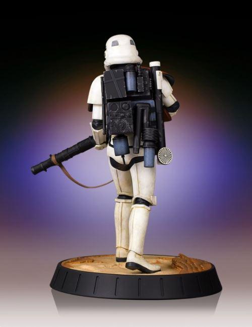 Gentle Giant Sandtrooper Statue Sand_s13