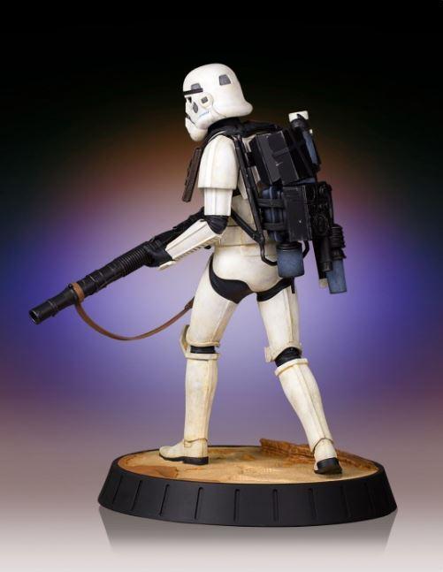 Gentle Giant Sandtrooper Statue Sand_s19