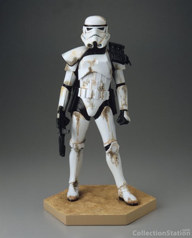 Kotobukiya - SandTrooper Sergeant ARTFX Statue Sandtr12