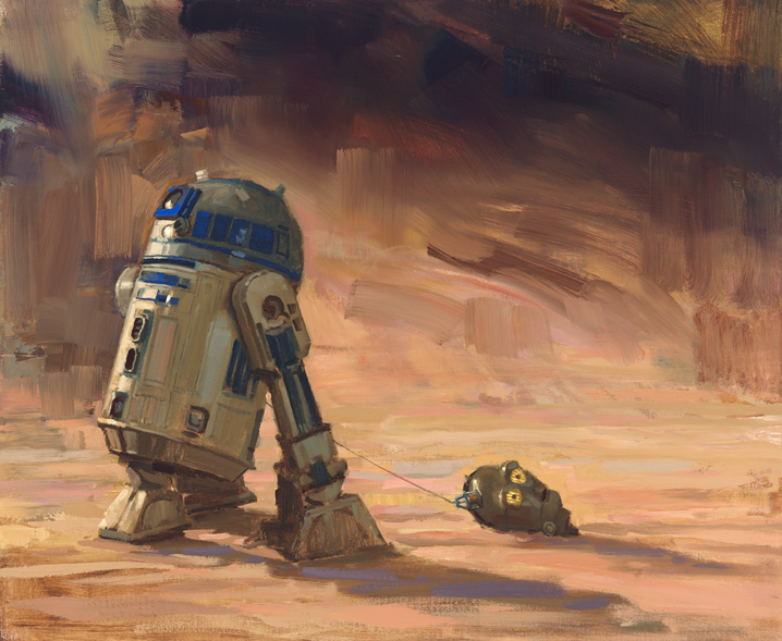 Artwork Star Wars - ACME - Saving Face Saving10