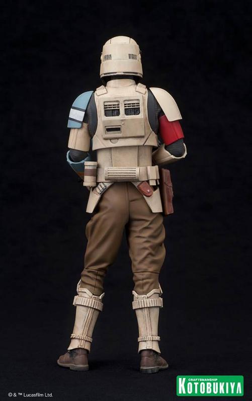 Kotobukiya 1/10 Scale ArtFX+ - Scarif Shoretrooper Two Pack  Scarif14