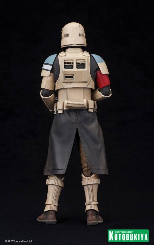 Kotobukiya 1/10 Scale ArtFX+ - Scarif Shoretrooper Two Pack  Scarif20