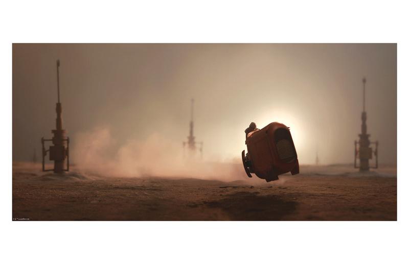 Artwork - ACME - Scavengers Ride Scaven10