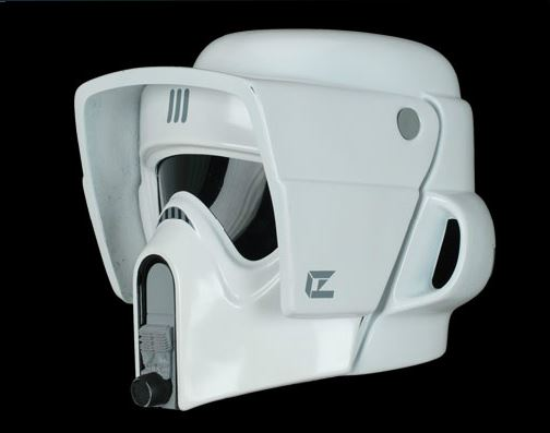 EFx -Scout Trooper Version Legend - Helmet   - Page 2 Scoot011