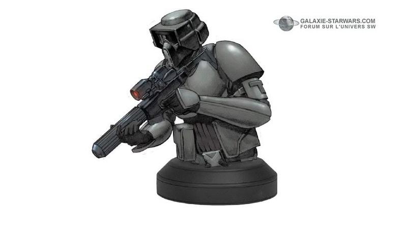 Gentle Giant - Imperial Storm Commando  PGM - Mini-Bust - Page 2 Scoutt13
