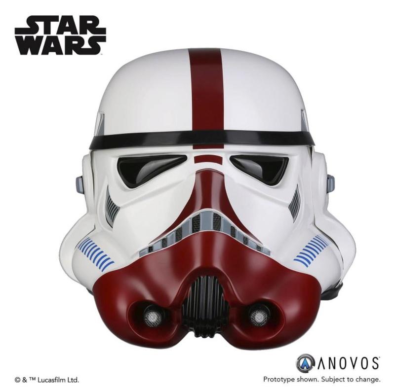 ANOVOS - SDCC 2017 EXCLU Incinerator Stormtrooper Helmet Sdcc2011