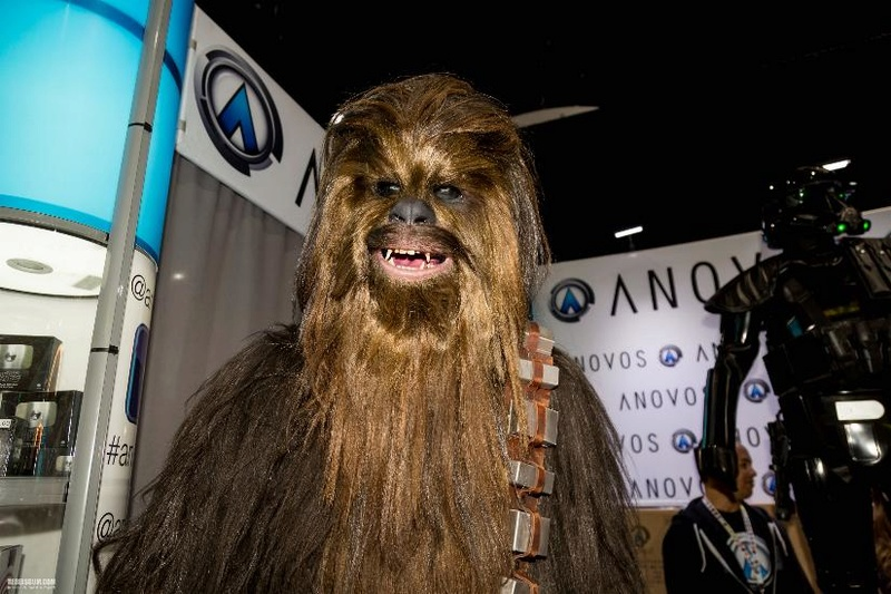 ANOVOS STAR WARS - Chewbacca Premier Costume Sdcc2021