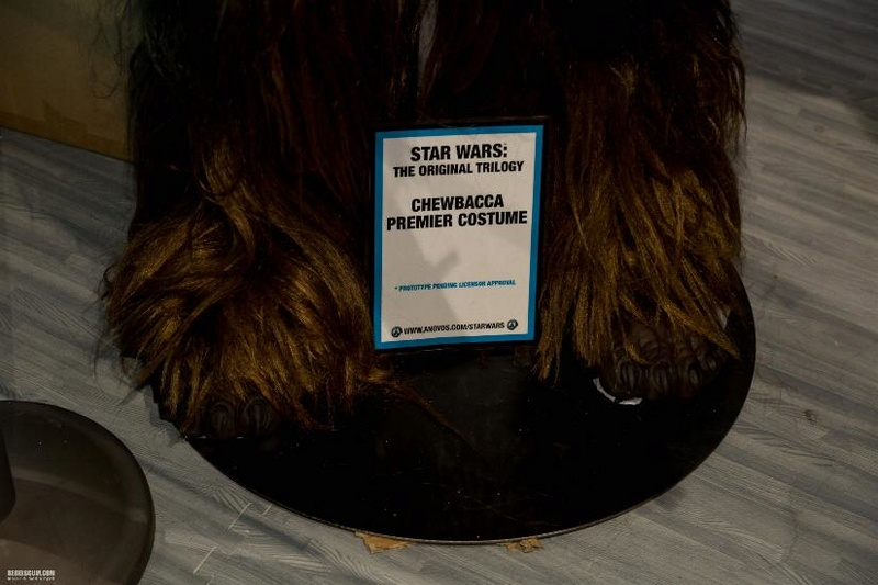 ANOVOS STAR WARS - Chewbacca Premier Costume Sdcc2022