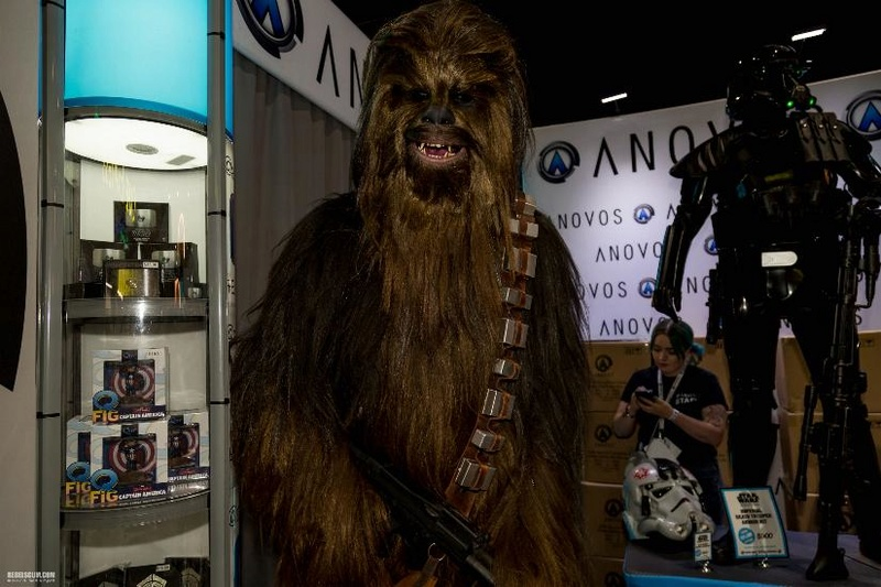 ANOVOS STAR WARS - Chewbacca Premier Costume Sdcc2023