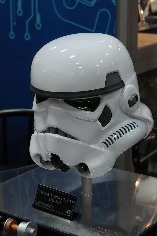 eFx -Stormtrooper Version Legend ANH - Helmet  Sdcc2059