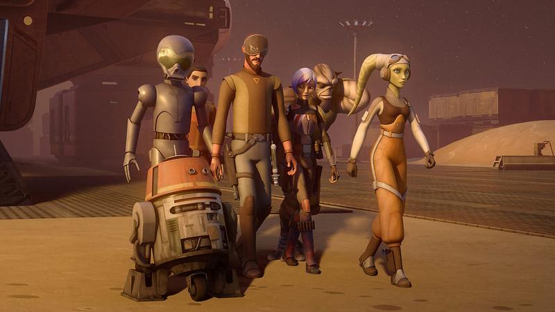 Star Wars Rebels Saison 4 Season10