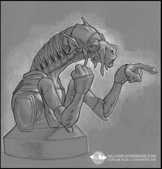 Gentle Giant - Sebulba and Anakin 2-pack Mini Busts  Sebulb11