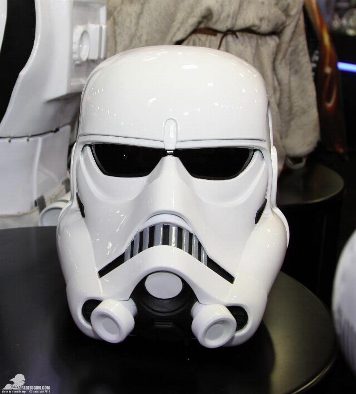 Efx - McQuarrie Concept Stormtrooper Helmet Shadow22