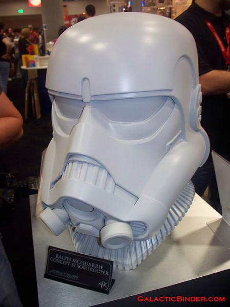 Efx - McQuarrie Concept Stormtrooper Helmet Shadow23