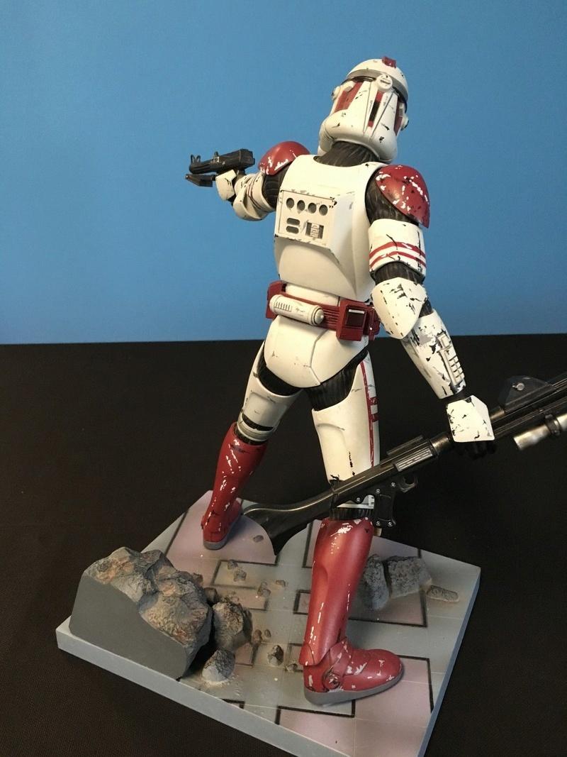 kotobukiya - Shock Trooper ARTFX Statue Shock-12