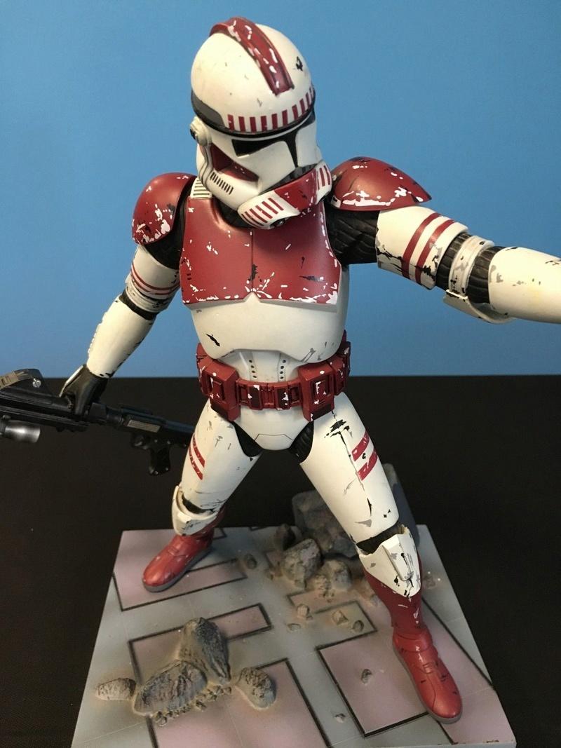 kotobukiya - Shock Trooper ARTFX Statue Shock-13