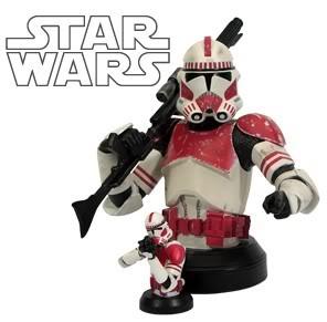 Shocktrooper Mini bust Shockt10