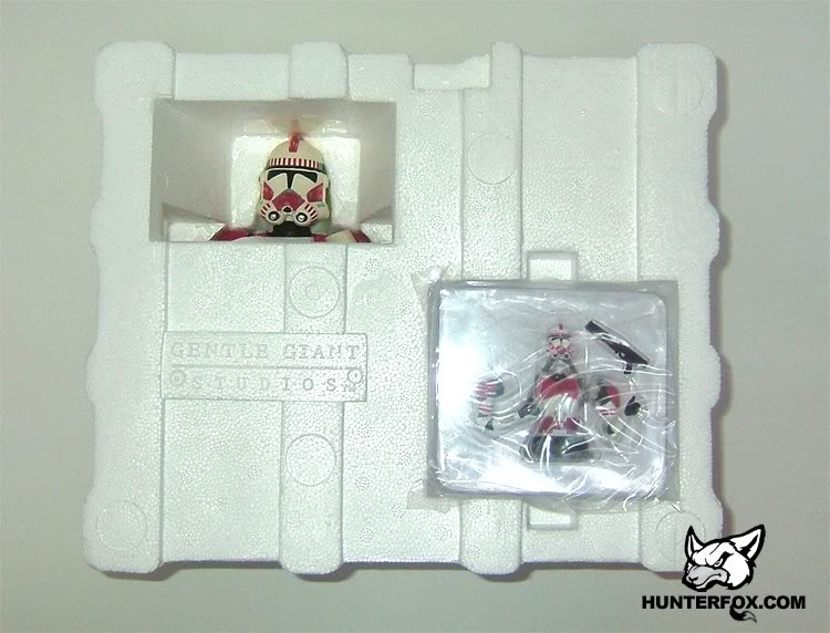 Shocktrooper Mini bust Shockt13