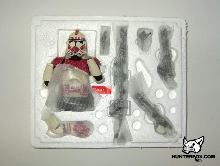Shocktrooper Mini bust Shockt14