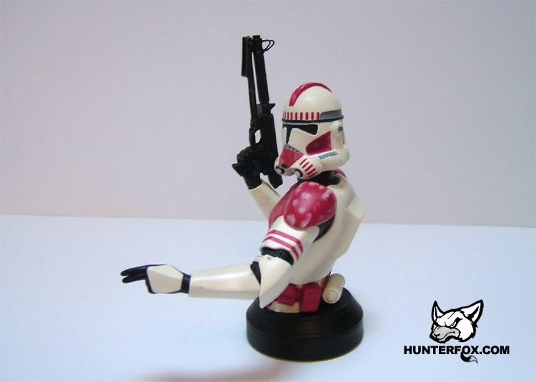 Shocktrooper Mini bust Shockt21