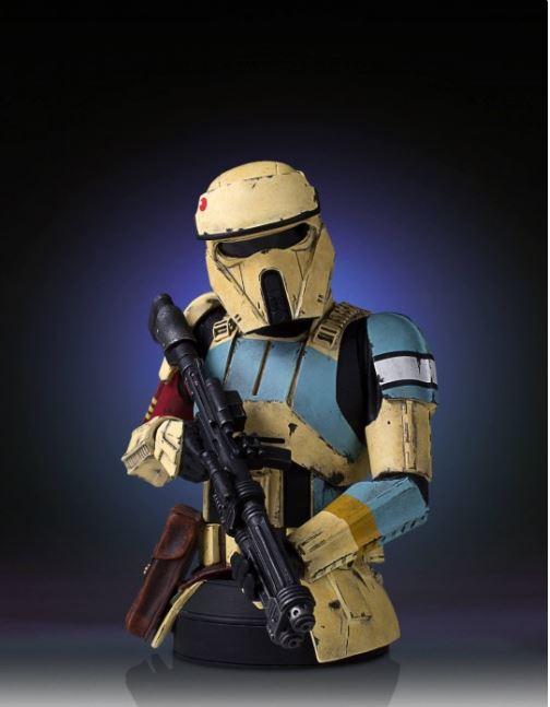 Gentle Giant - Rogue One Shoretrooper Mini Bust Shore012
