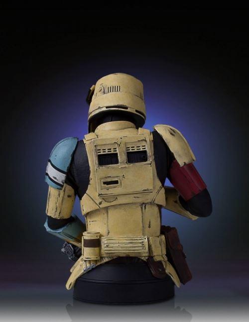 Gentle Giant - Rogue One Shoretrooper Mini Bust Shore015