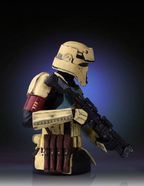Gentle Giant - Rogue One Shoretrooper Mini Bust Shore016