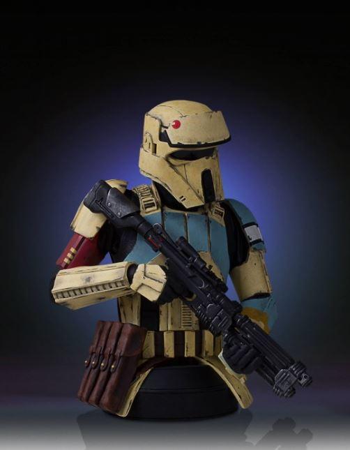 Gentle Giant - Rogue One Shoretrooper Mini Bust Shore110
