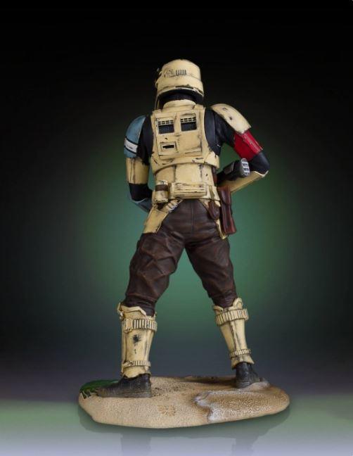 Gentle Giant - Star Wars Shoretrooper Gallery Statue Shoret10