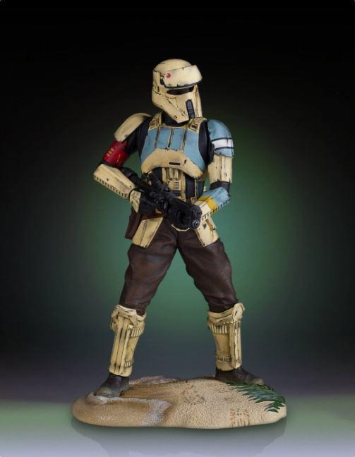 Gentle Giant - Star Wars Shoretrooper Gallery Statue Shoret11